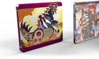 Pokémon Rubino Omega  & Zaffiro Alpha steelbook edition in Europa