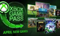 Rivelati i titoli di aprile per Xbox Game Pass