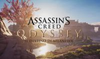 """Assassin's Creed: Odyssey - Il nuovo arco narrativo """"Il Destino Di Atlantide"""" sarà disponibile dal 23 aprile"""