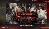 Konami annuncia Castlevania Requiem: Symphony of the Night and Rondo of Blood per PS4