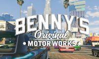 GTA Online - Benny's Original Motor Works