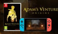 Adam's Venture: Origins disponibile in edizione fisica su Switch