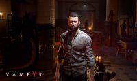 Vampyr - Disponibile un nuovo gameplay trailer in italiano e pieno d'azione
