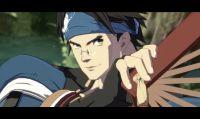 Anji Mito si unisce al roster di Guilty Gear -Strive-