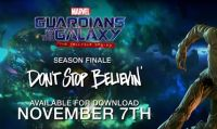 Marvel's Guardians of the Galaxy: The Telltale Series - Ecco la data del season finale
