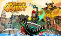 L'epica avventura old school 'A Knight's Quest' arriva su PC e console in autunno