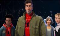 La tuta di ''Spider-Man PS4'' compare in Spider-Man: Into the Spider-Verse