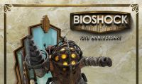 2K annuncia la BioShock 10th Anniversary Collector's Edition