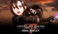 Svelate le edizioni digitali e i bonus pre-order di Sword Art Online: Fatal Bullet