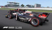 F1 2020 - Il nuovo aggiornamento permette di ricreare la stagione della F2