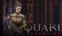Quake Champions - Bethesda presenta la campionessa Slash