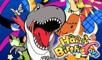 Nuovi contenuti disponibili già al lancio per Happy Birthdays su Nintendo Switch