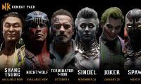 Mortal Kombat 11 - Nuovi iconici personaggi nel nuovo trailer del Kombat Pack