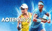 Annunciato AO Tennis 2