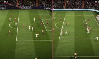 FIFA 18 - Un video mette a confronto le versioni PS4 e PS4 Pro