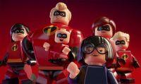 LEGO Gli Incredibili - Presentati cinque nuovi character trailer