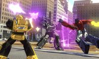 Due nuovi video per Transformers Devastation