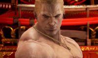 Geese Howard è pronto per le lotte di Tekken 7