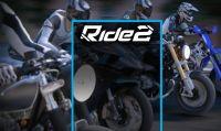 Un nuovo video di Ride 2 ci mostra la fisica delle moto sul bagnato