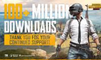 PUBG - Superati i 100 milioni di download su mobile