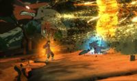 Naruto Shippuden Ultimate Ninja Storm 4: gameplay Hashirama vs Madara