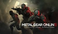 Metal Gear Online è da oggi disponibile