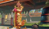 Capcom ritira l'ultimo DLC di Street Fighter V per questioni religiose
