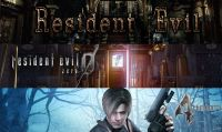 Digital Foundry analizza le versioni Switch di Resident Evil Remake, RE0 e RE4