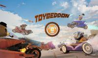 Toygeddon - Il ROBA italiano arriva al Cartoomics