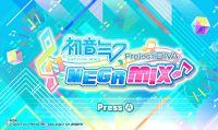 Hatsune Miku: Project DIVA Mega Mix è ora disponibile su Nintendo Switch