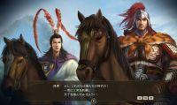 Romance of the Three Kingdoms XIV - Svelati gli scenari e i tratti caratteriali dei personaggi
