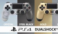 Sony annuncia due nuovi DualShock 4