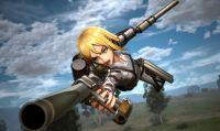 A.O.T. 2 Final Battle - Rilasciate nuove informazioni sul battle system