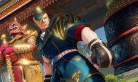 Il giovane Ed si unisce al roster di Street Fighter V