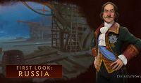 Civilization VI - La Russia sotto la guida di Pietro il Grande