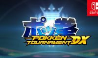 Disponibili due nuovi video gameplay di Pokkén Tournament DX