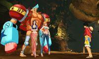 Arriva la conferma ufficiale da Bandai Namco del rinvio di One Piece World Seeker