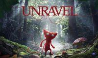 EA pubblica un nuovo trailer di Unravel