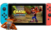 Nintendo Switch - In arrivo la dock station di Crash Bandicoot