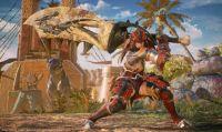 Marvel vs. Capcom: Infinite - Pubblicato il trailer sul Cacciatore di Monster Hunter
