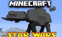 Minecraft incontra Star Wars