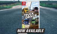 Truck Driver è disponibile su Nintendo Switch