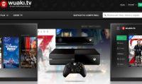 Xbox: in prima fila con Wuaki.tv