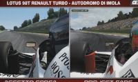 Project CARS vs Assetto Corsa - Confronto F1 storica