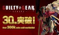 Guilty Gear -Strive- a quota 300.000 copie in tutto il mondo