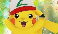 Pokémon Sole e Luna - Comincia la distribuzione dei Pikachu con cappellino di Ash