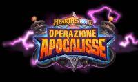 Blizzard presenta Operazione Apocalisse, l'ultima espansione di Heartstone