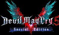 Devil May Cry 5 Special Edition esordisce da oggi sulle console next-gen