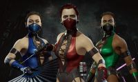 MK11 Aftermath - Disponibile il nuovo skin pack Klassic Femme Fatale