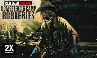 Red Dead Online - Disponibili ricompense doppie per i ladri più abili